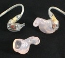 mPod ear fitting for earphones