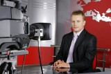 Puretone tv presenter with ear fitting