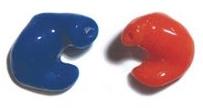 swimming plugs custom made