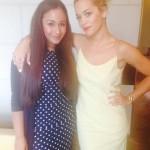 Rita Ora & Jaz